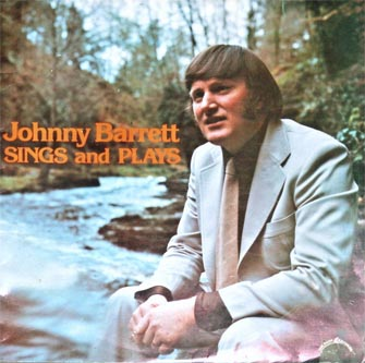 johnny barrett's lost album cover