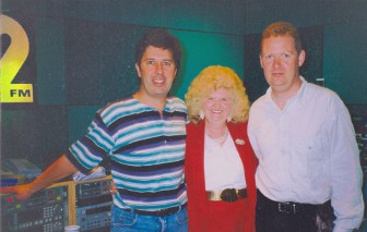 mary malone with gerry ryan and paul