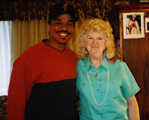 marlon jackson and mary malone