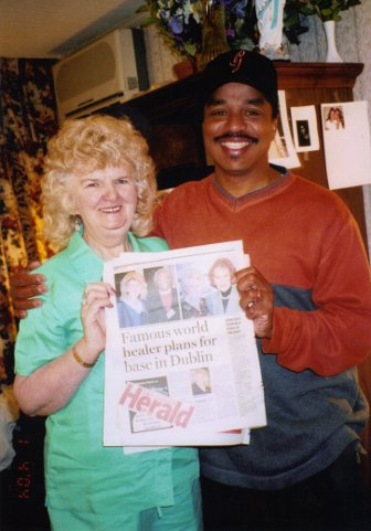 mary malone with marlon jackson