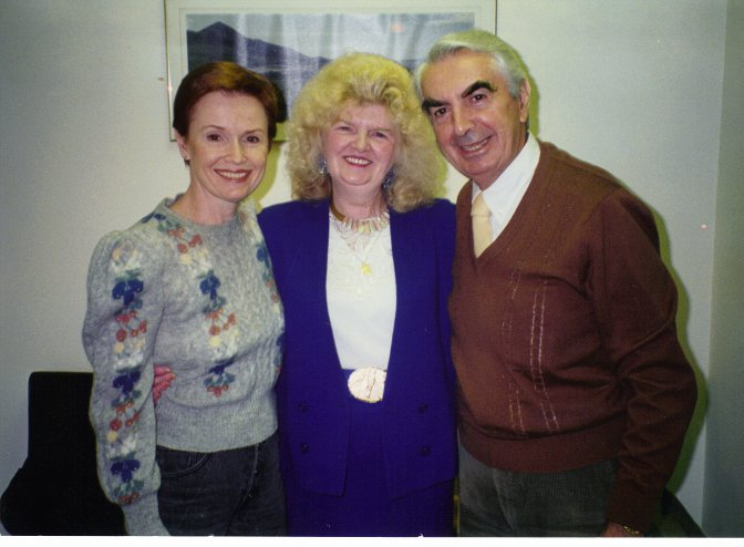 milo o'shea with mary malone