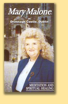 Mary Malone at drimnagh castle dvd