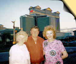 johnny with both marys in las vegas